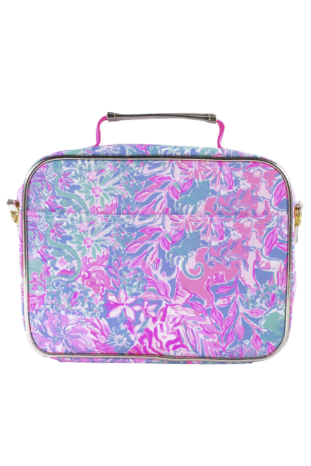 Lilly Pulitzer Lilly Lunch Bag - Front Full Image