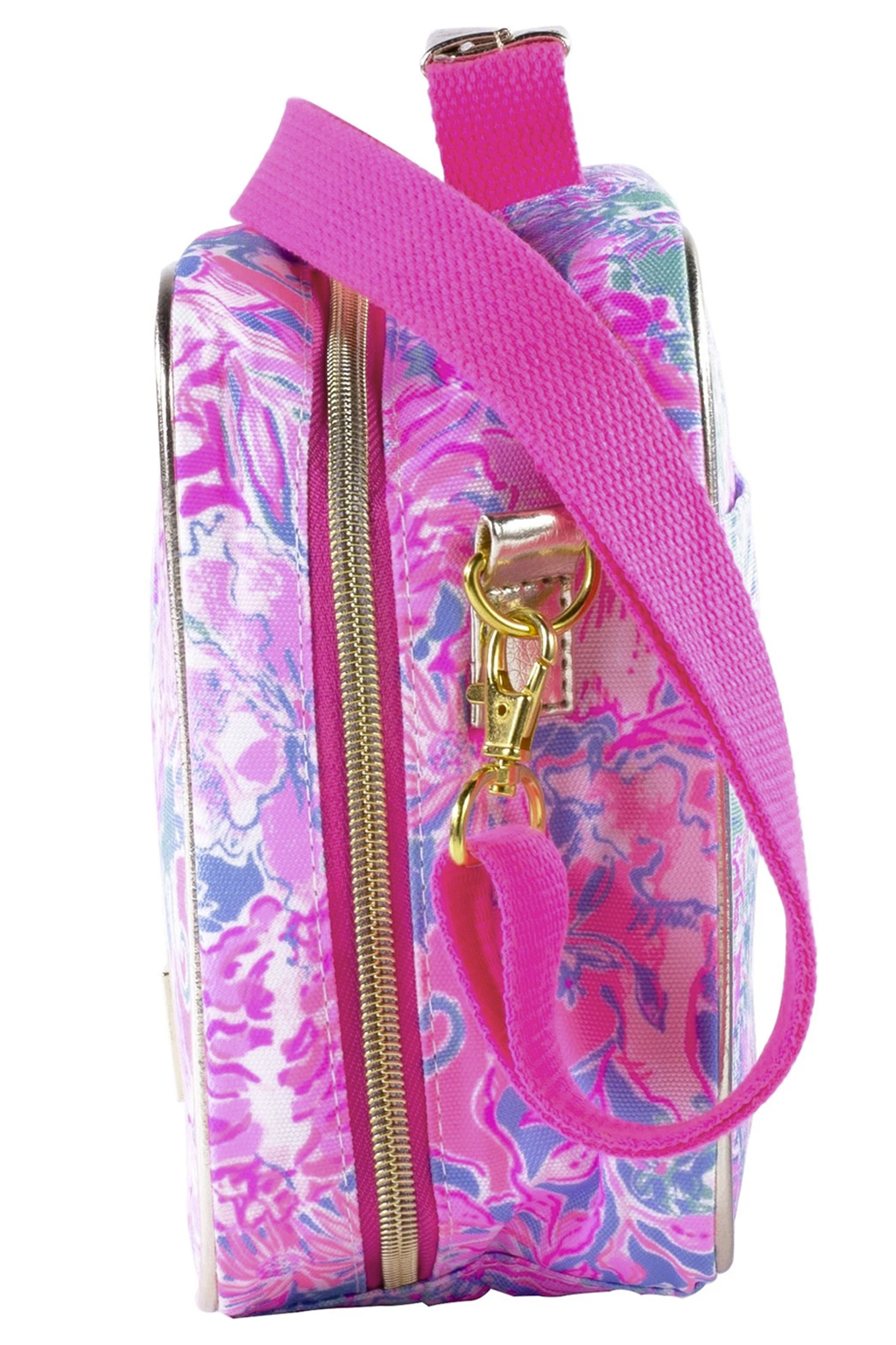 Lilly Pulitzer Lilly Lunch Bag - Side Cropped Image