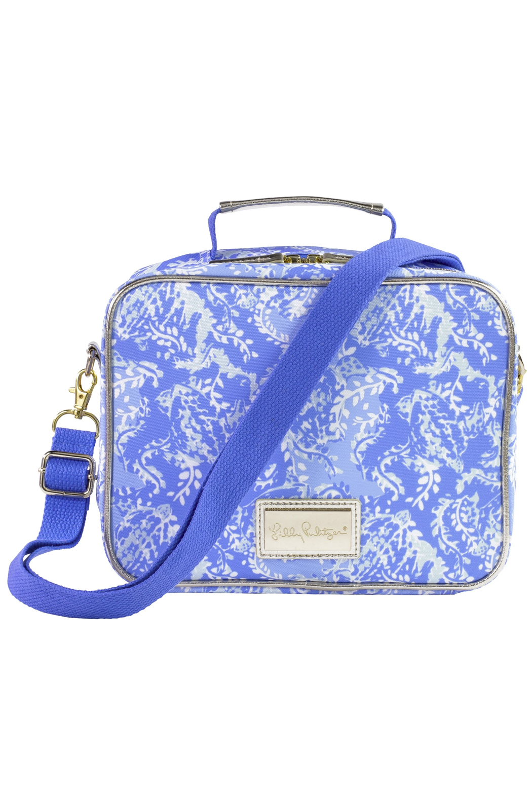 Lilly Pulitzer Lilly Lunch Bag - Front Cropped Image