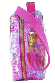 Lilly Pulitzer Lilly Lunch Bag - Side cropped
