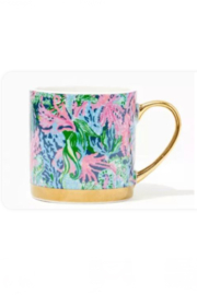 Lilly Pulitzer  Lilly Mug - Front cropped