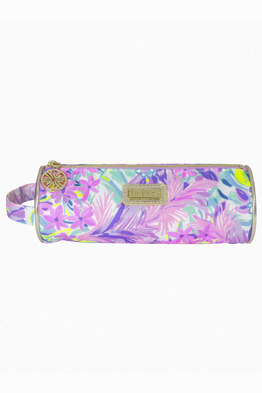 Lilly Pulitzer  Lilly Pencil Pouch - Front Cropped Image