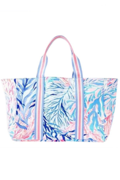 Lilly Pulitzer Lilly's Lagoon Tote - Product List Image