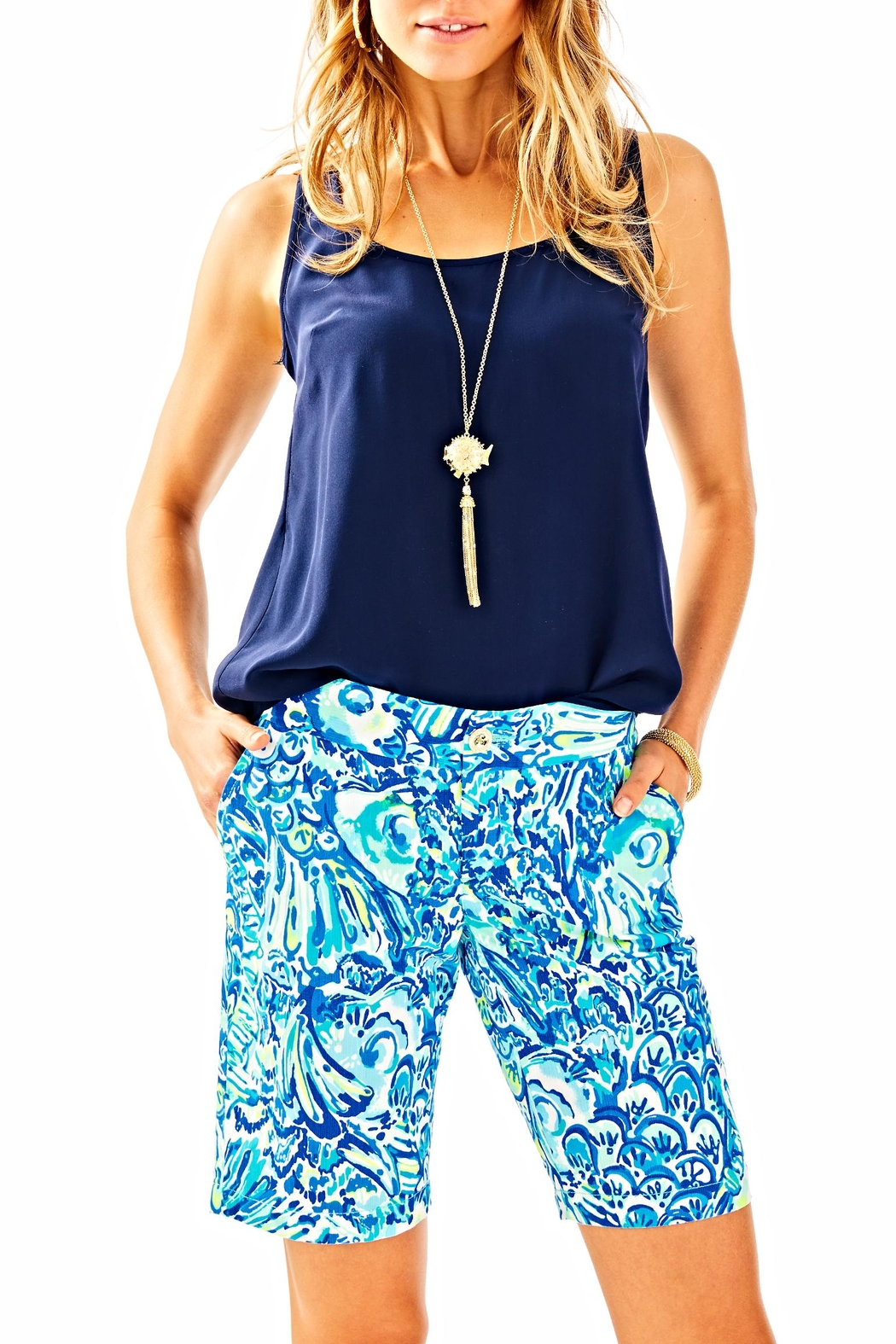 Lilly Pulitzer Chipper Short - Main Image