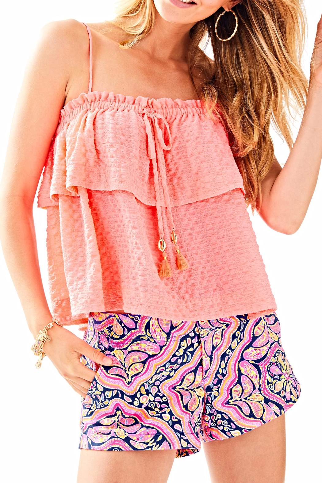 Lilly Pulitzer Kerrie Short - Main Image
