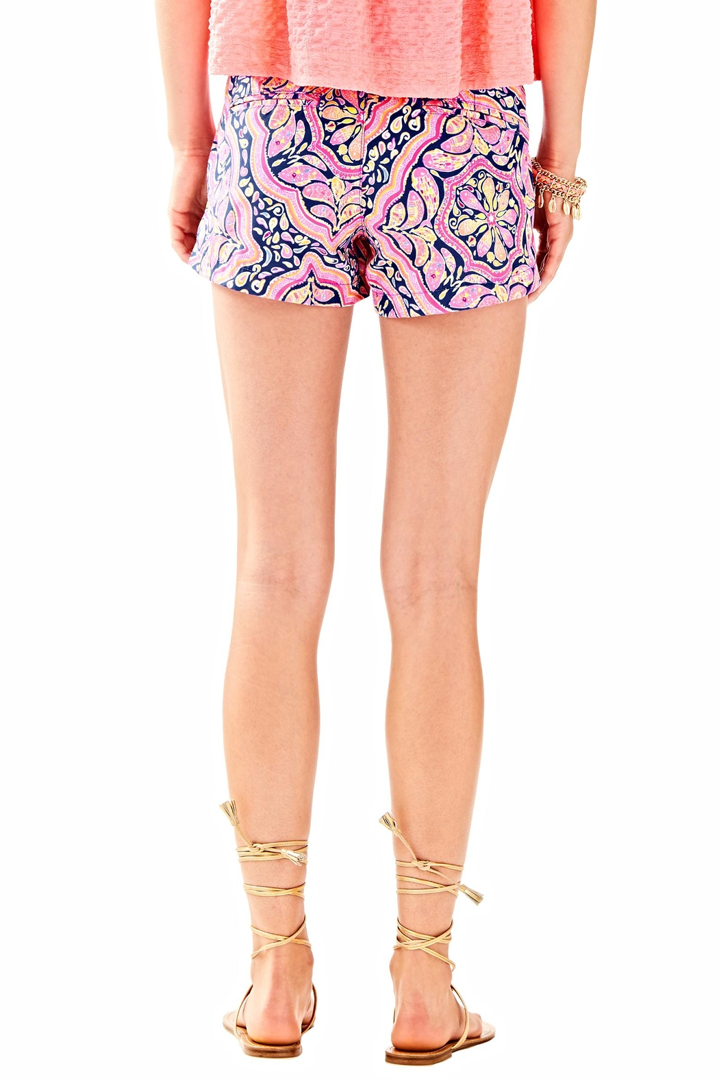 Lilly Pulitzer Kerrie Short - Front Full Image