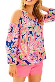 Lilly Pulitzer Pink Short - Product Mini Image