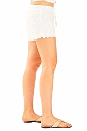 Lilly Pulitzer White Bay breeze short - Side cropped