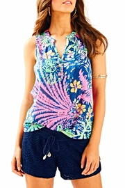 Lilly Pulitzer Claudette Shorts - Product Mini Image
