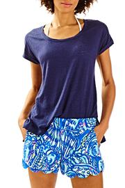 Lilly Pulitzer Dahlia Shorts - Product Mini Image
