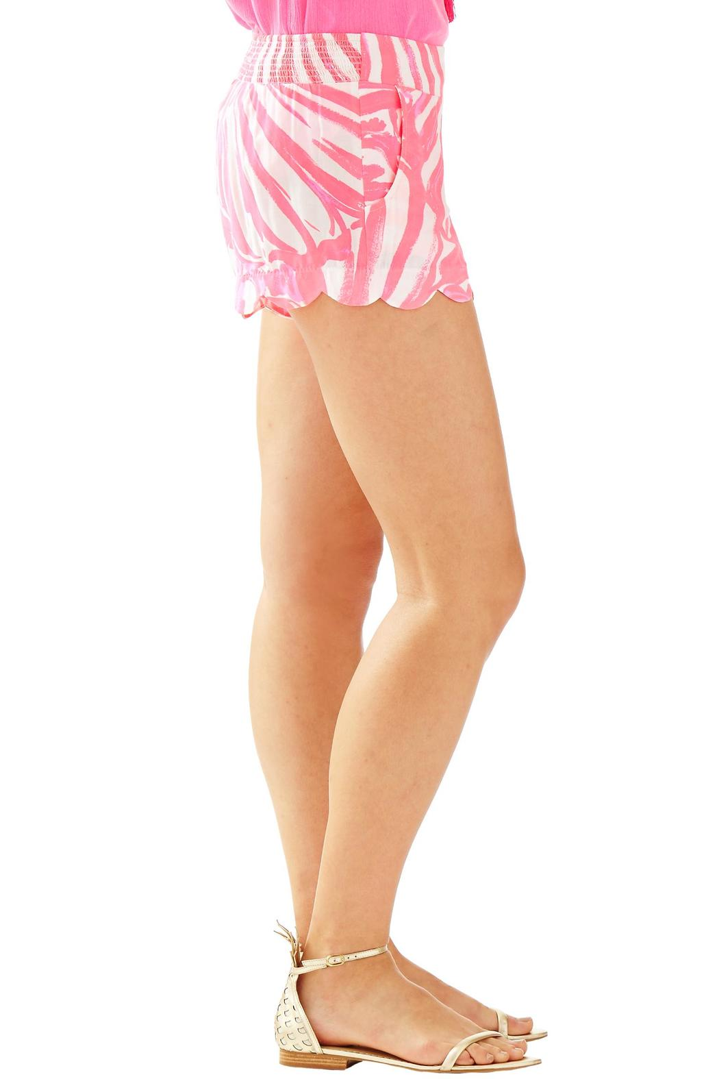Lilly Pulitzer Dahlia Short From Sandestin Golf And Beach