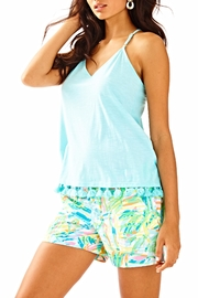 Lilly Pulitzer Colorful Printed Shorts - Product Mini Image