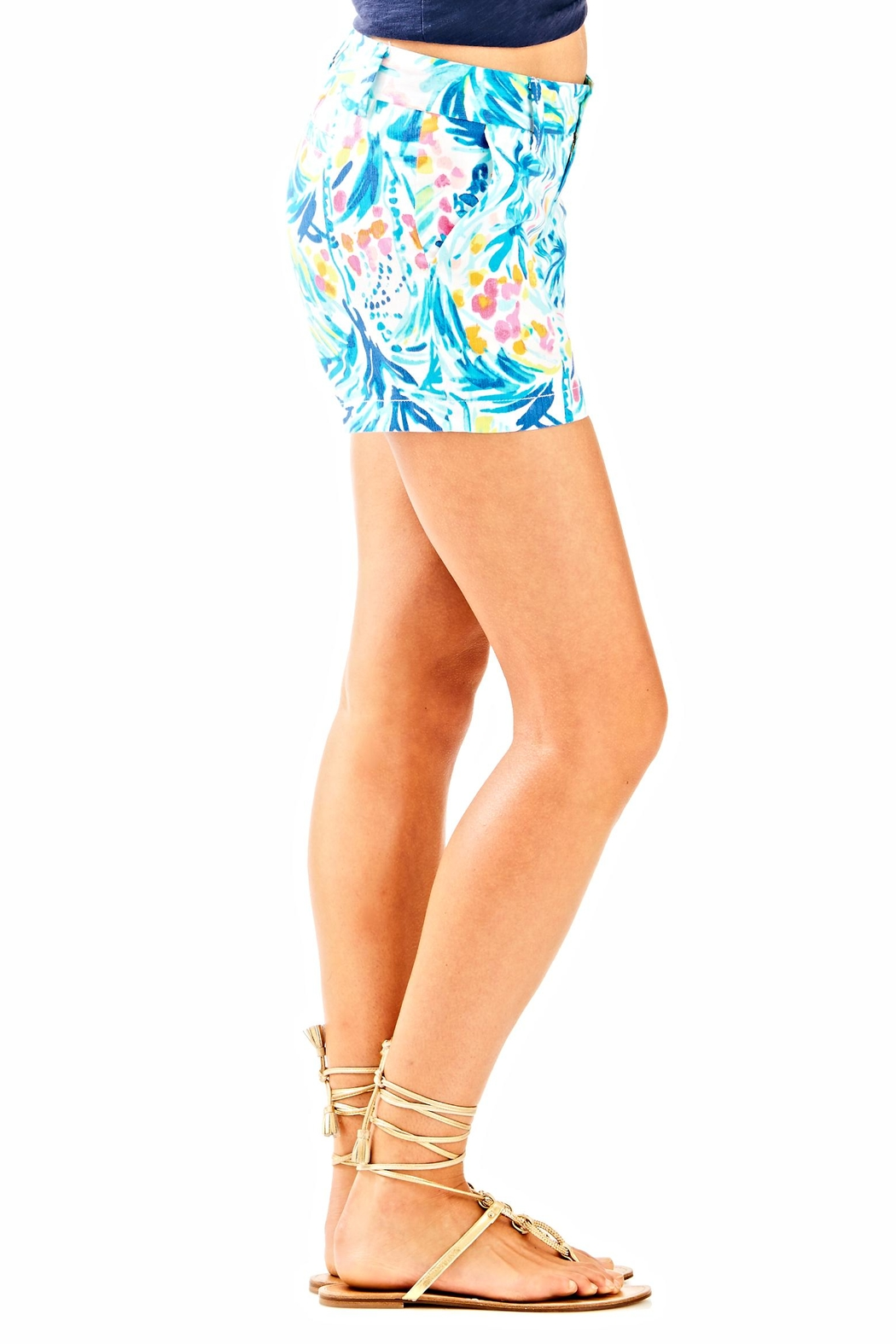 Lilly Pulitzer Callahan Short - Side Cropped Image