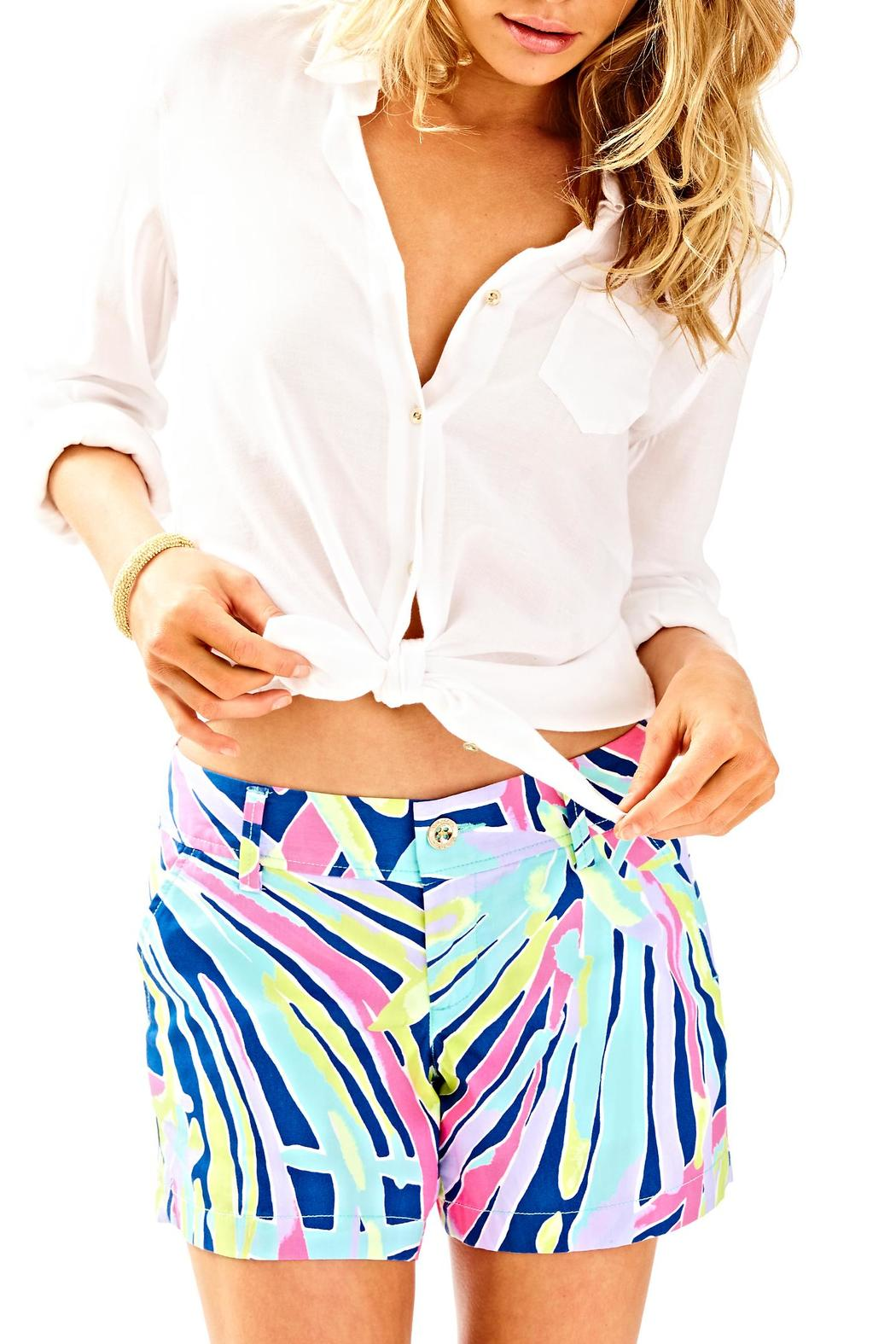 8e6be871ac Lilly Pulitzer Callahan Printed Shorts from Sandestin Golf and Beach ...