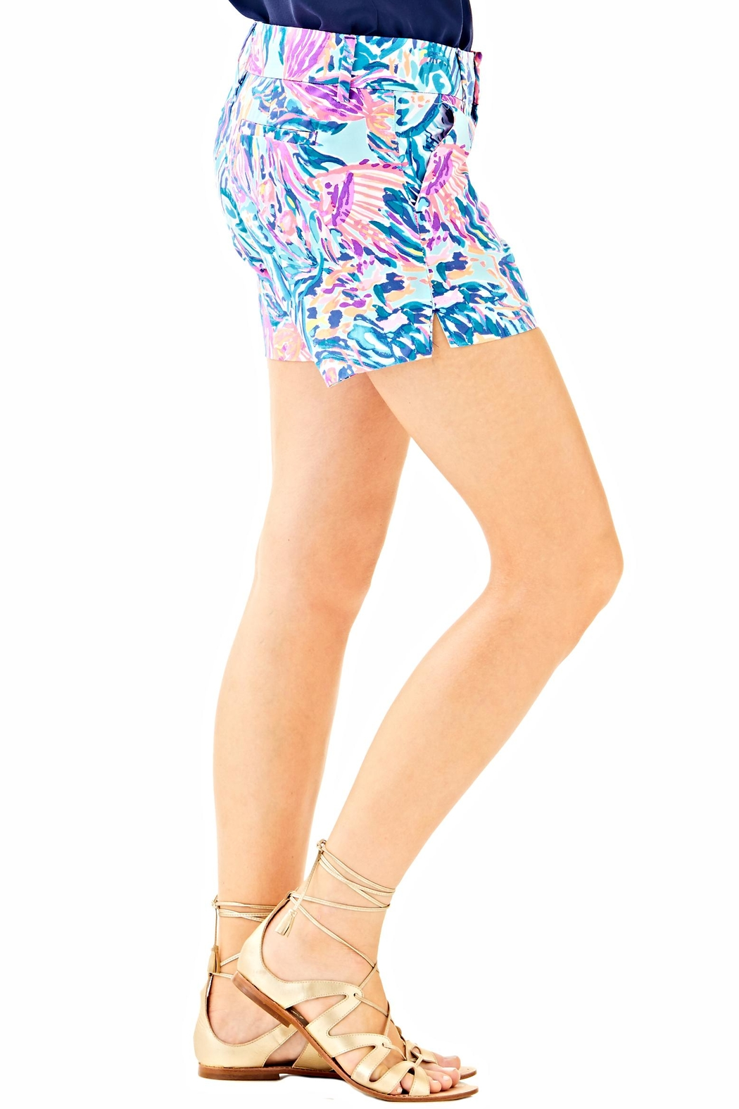Lilly Pulitzer Callan Short - Side Cropped Image