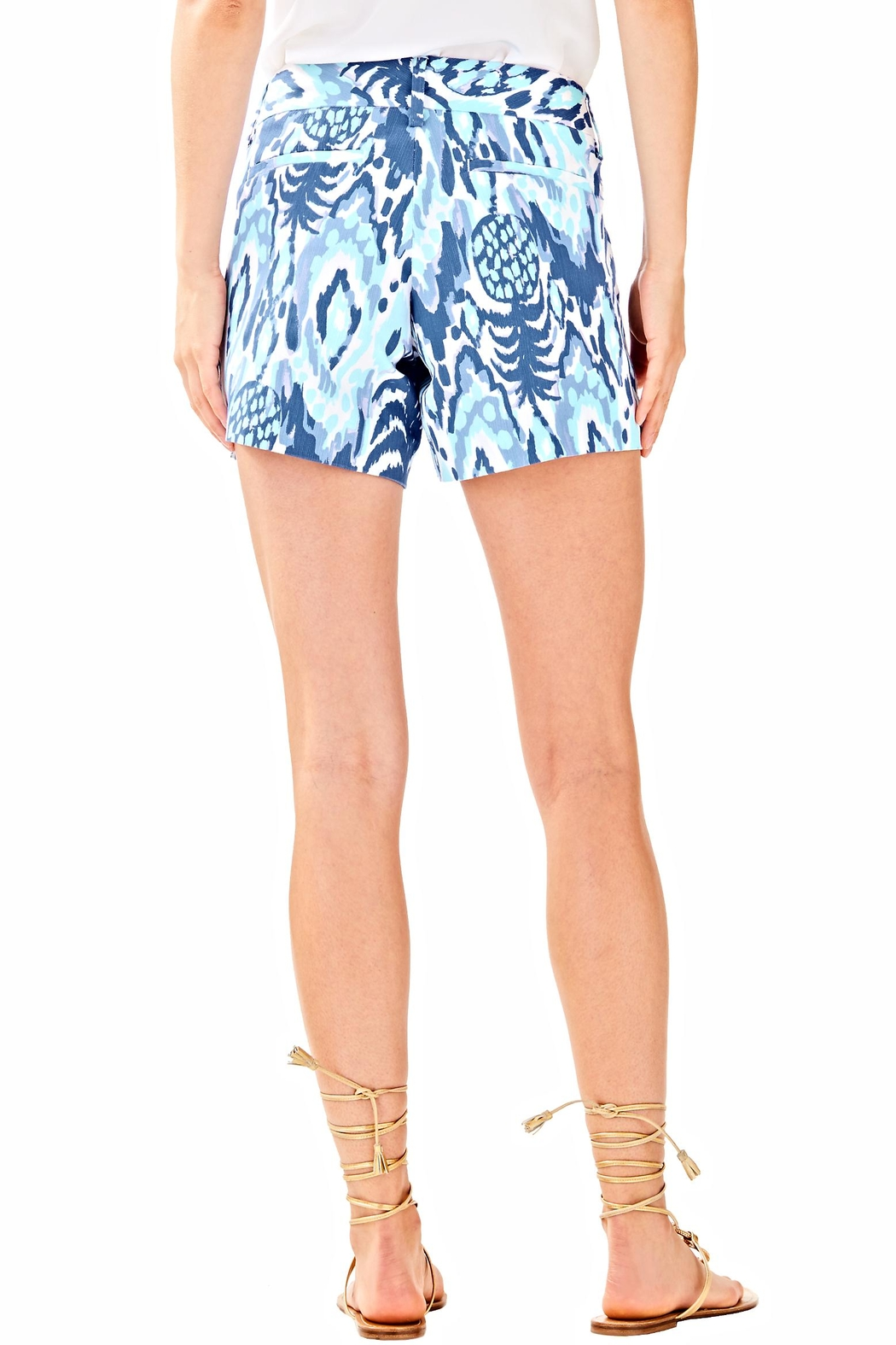Lilly Pulitzer Callan Short - Front Full Image