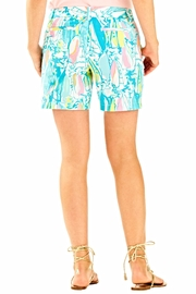 Lilly Pulitzer Jayne Shorts - Front full body