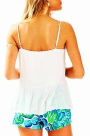 Lilly Pulitzer White Camisole Top - Product Mini Image