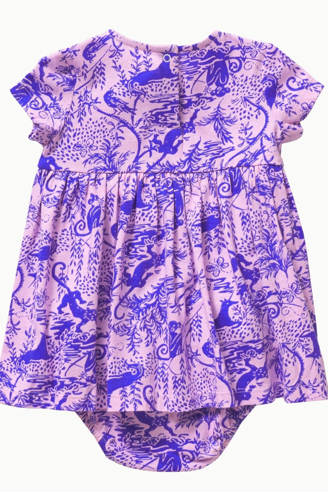 Lilly Pulitzer Abigail Infant Dress - Front Full Image