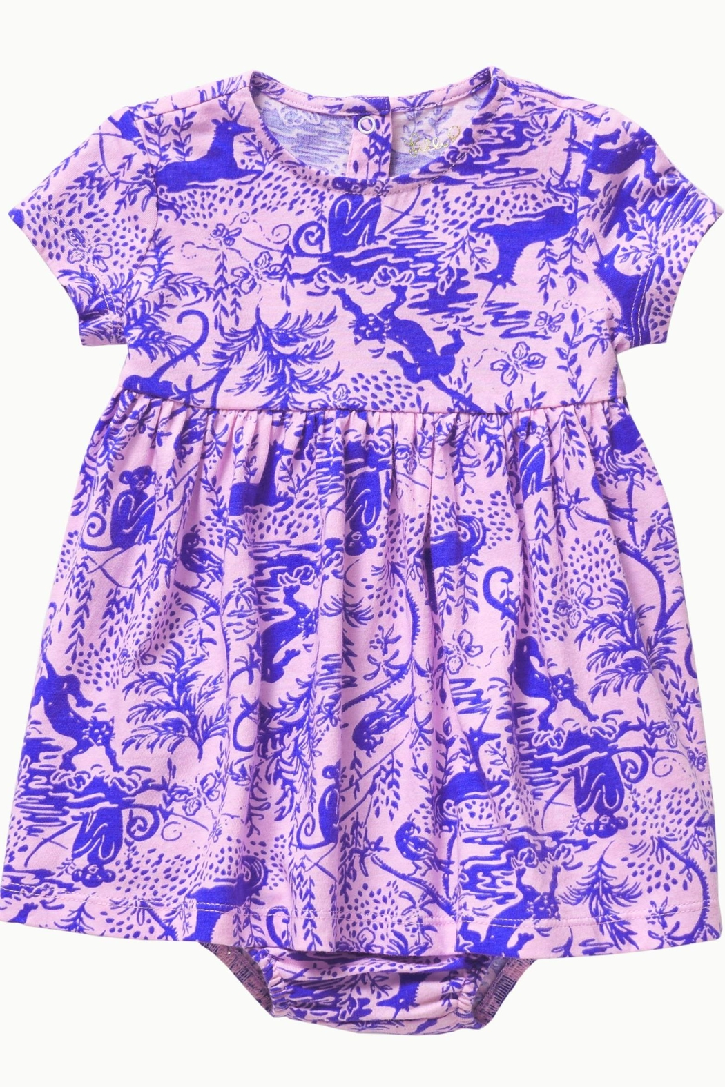 Lilly Pulitzer Abigail Infant Dress - Main Image