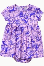 Lilly Pulitzer Abigail Infant Dress - Front cropped