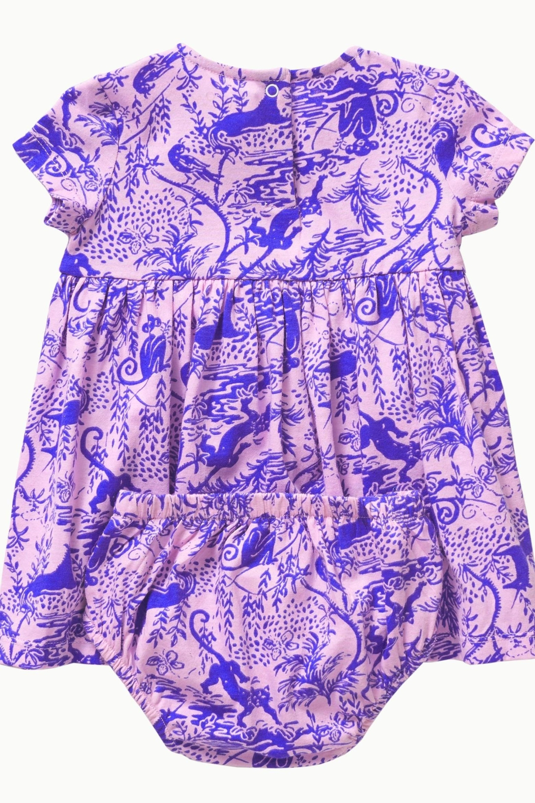 Lilly Pulitzer Abigail Infant Dress - Side Cropped Image