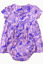 Lilly Pulitzer Abigail Infant Dress - Side cropped