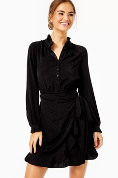 Lilly Pulitzer Abriana Wrap Dress - Product List Image