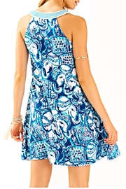 Lilly Pulitzer Achelle Swing Dress - Front full body