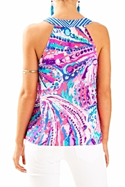 Lilly Pulitzer Achelle Top - Front full body