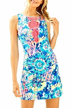 Lilly Pulitzer Adara Shift Dress - Product List Image