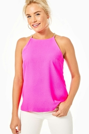 Lilly Pulitzer Adrienne Halter Tank-Top - Product Mini Image