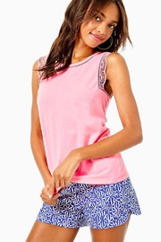 Lilly Pulitzer Agee Top - Product Mini Image