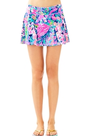 Lilly Pulitzer Aila Nylon Skort - Front cropped