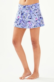Lilly Pulitzer Luxletic Aila Skort - Front cropped