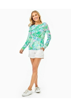 Lilly Pulitzer Aleah Top - Alternate List Image