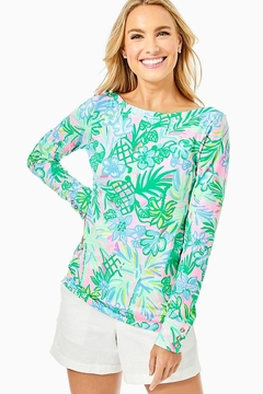 Lilly Pulitzer Aleah Top - Product List Image