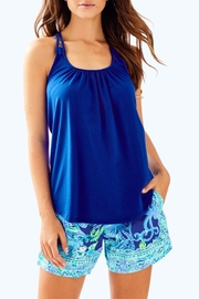 Lilly Pulitzer Aledia Top - Product Mini Image