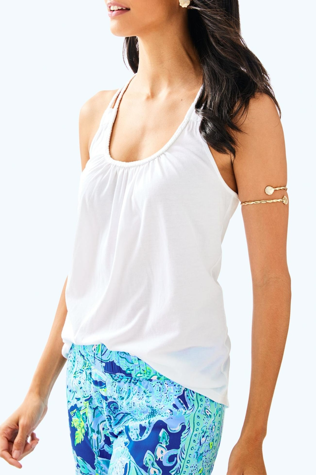 Lilly Pulitzer Aleida Top - Main Image