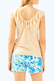 Lilly Pulitzer Alessa Top - Front full body