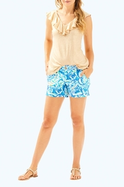 Lilly Pulitzer Alessa Top - Side cropped