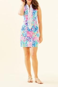 Lilly Pulitzer Alexa Shift Dress - Alternate List Image