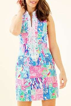 Lilly Pulitzer Alexa Shift Dress - Product List Image