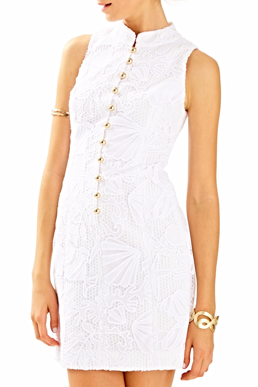 Lilly Pulitzer Alexa Shift Dress - Main Image