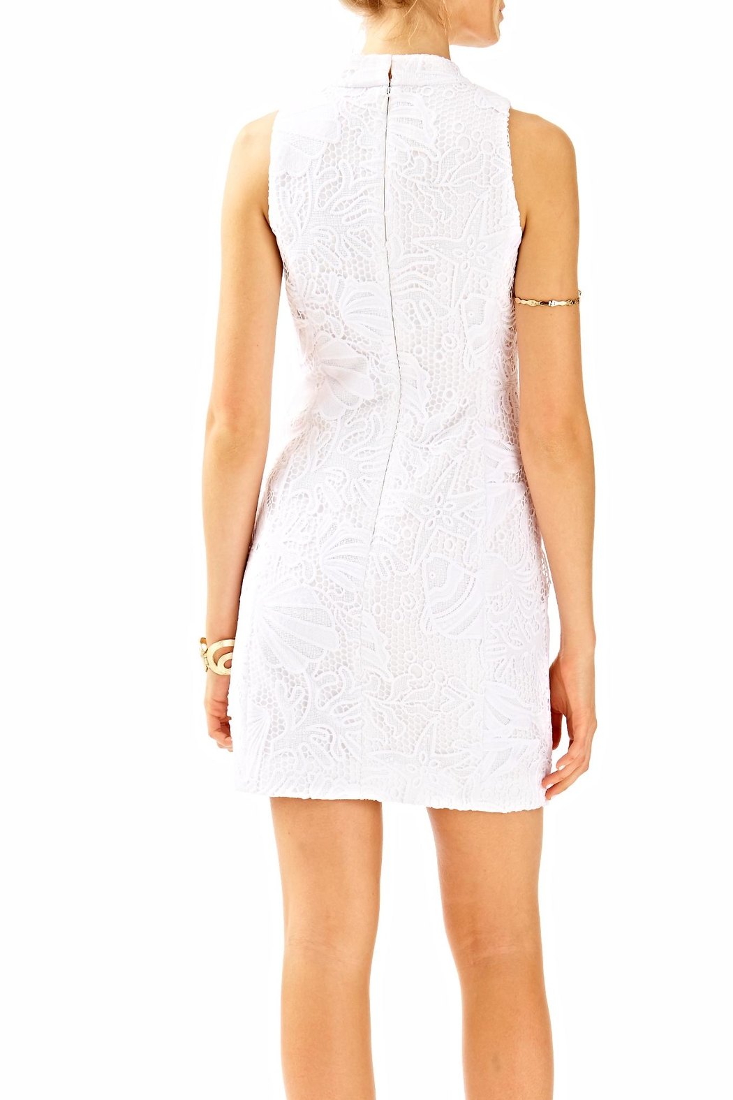 Lilly Pulitzer Alexa Shift Dress - Front Full Image