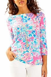 Lilly Pulitzer Alinda Top - Product Mini Image