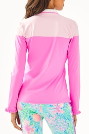 Lilly Pulitzer Alister Polo - Front full body