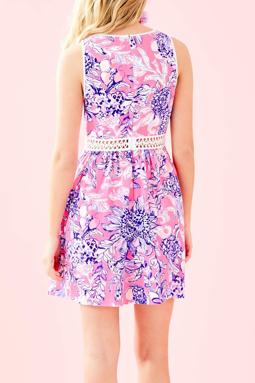 Lilly Pulitzer Alivia Dress - Front Full Image