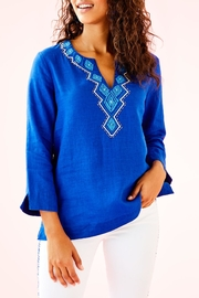 Lilly Pulitzer Amelia Island Tunic - Product Mini Image