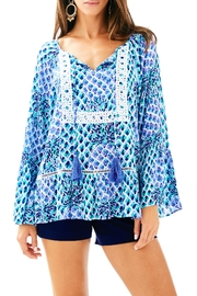 Lilly Pulitzer Amisa Tunic Top - Product Mini Image